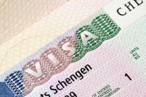 Шенгенская виза Харьков