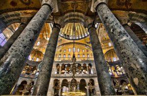 Горящие туры в Турцию. Собор Святой Софьи